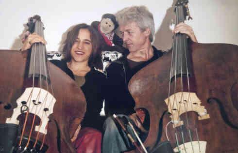 Herbert Kramis und Jojo Kunz